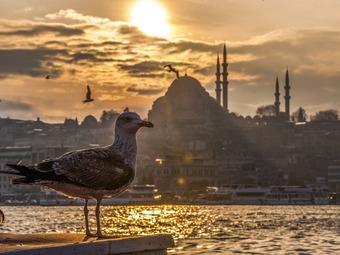 Istanbul vacance Mars 2020
