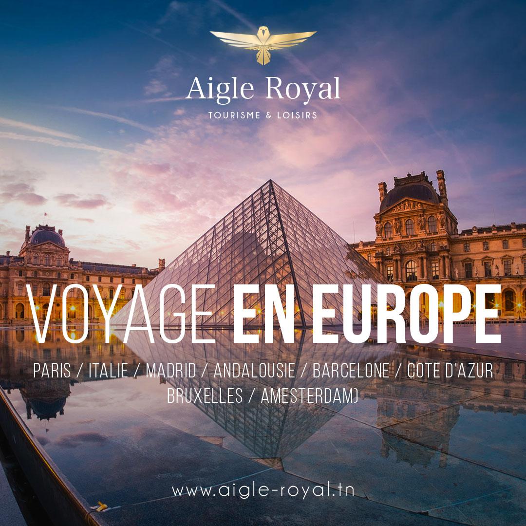 Voyage Europe
